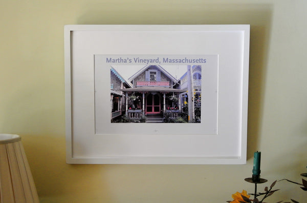 Martha's Vineyard Wall Decor by George Delany