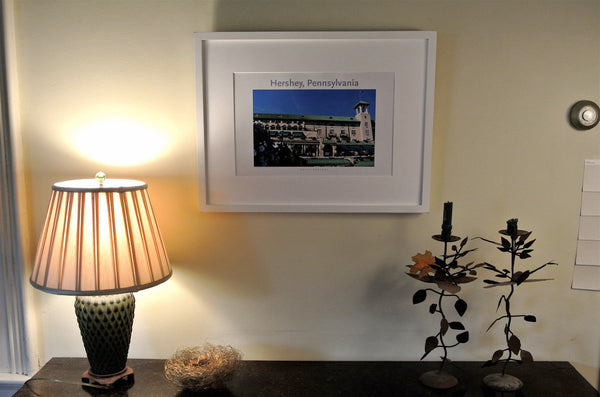 Hershey Pennsylvania wall decor by George Delany