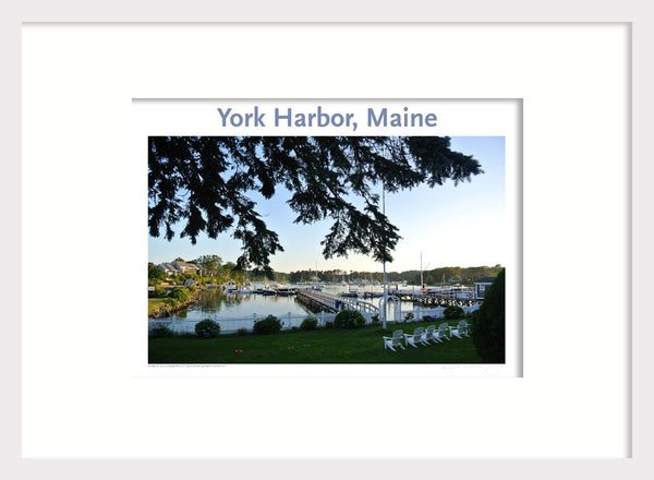 York Harbor, Maine
