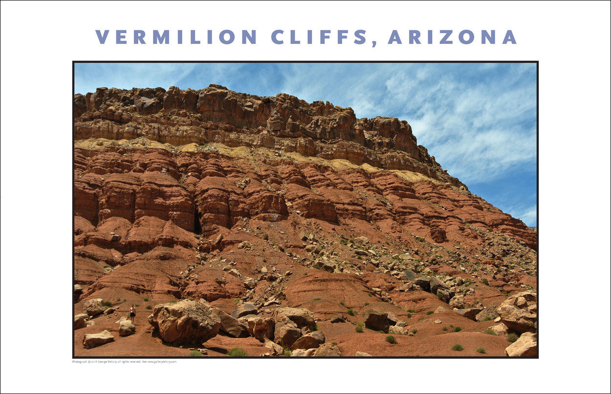 Near Vermilion Cliffs, AZ Photo Wall Art #1067