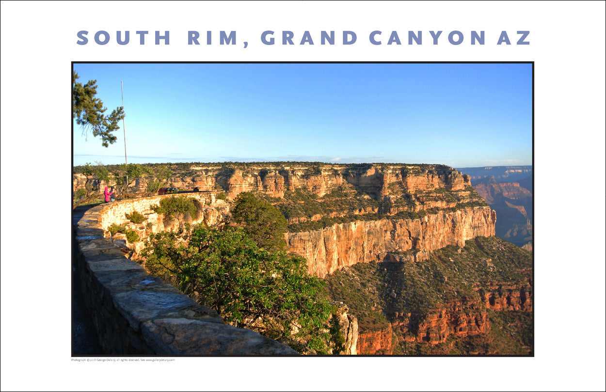 South Rim, Grand Canyon, Arizona Photo Wall Art #1090