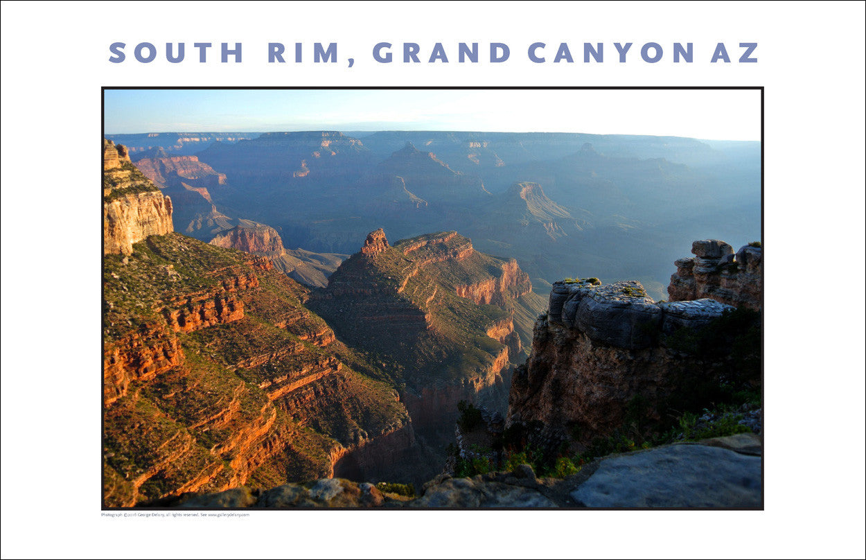 South Rim, Grand Canyon, Arizona Photo Wall Art #1091