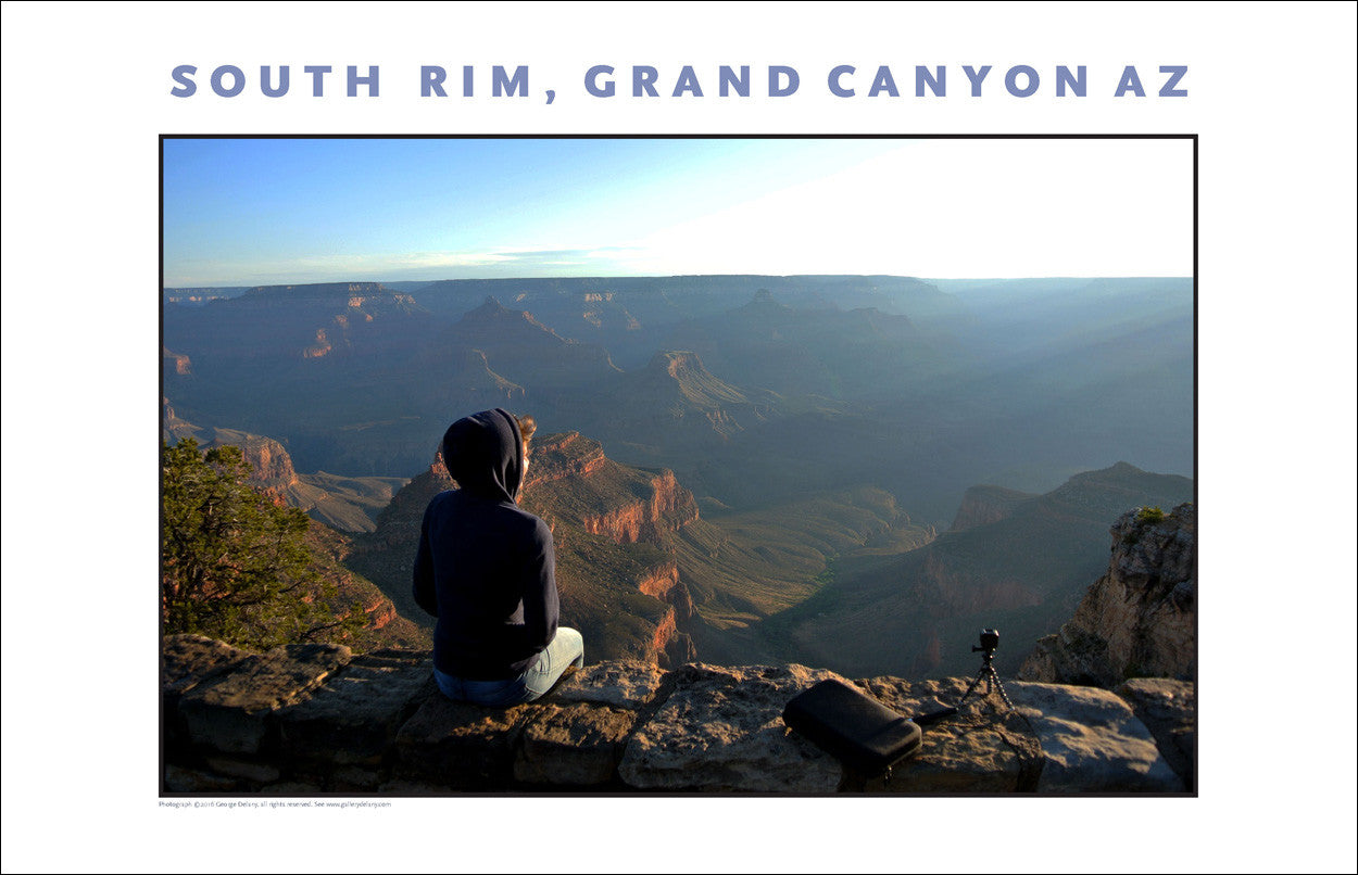 South Rim, Grand Canyon, Arizona Photo Wall Art #1094