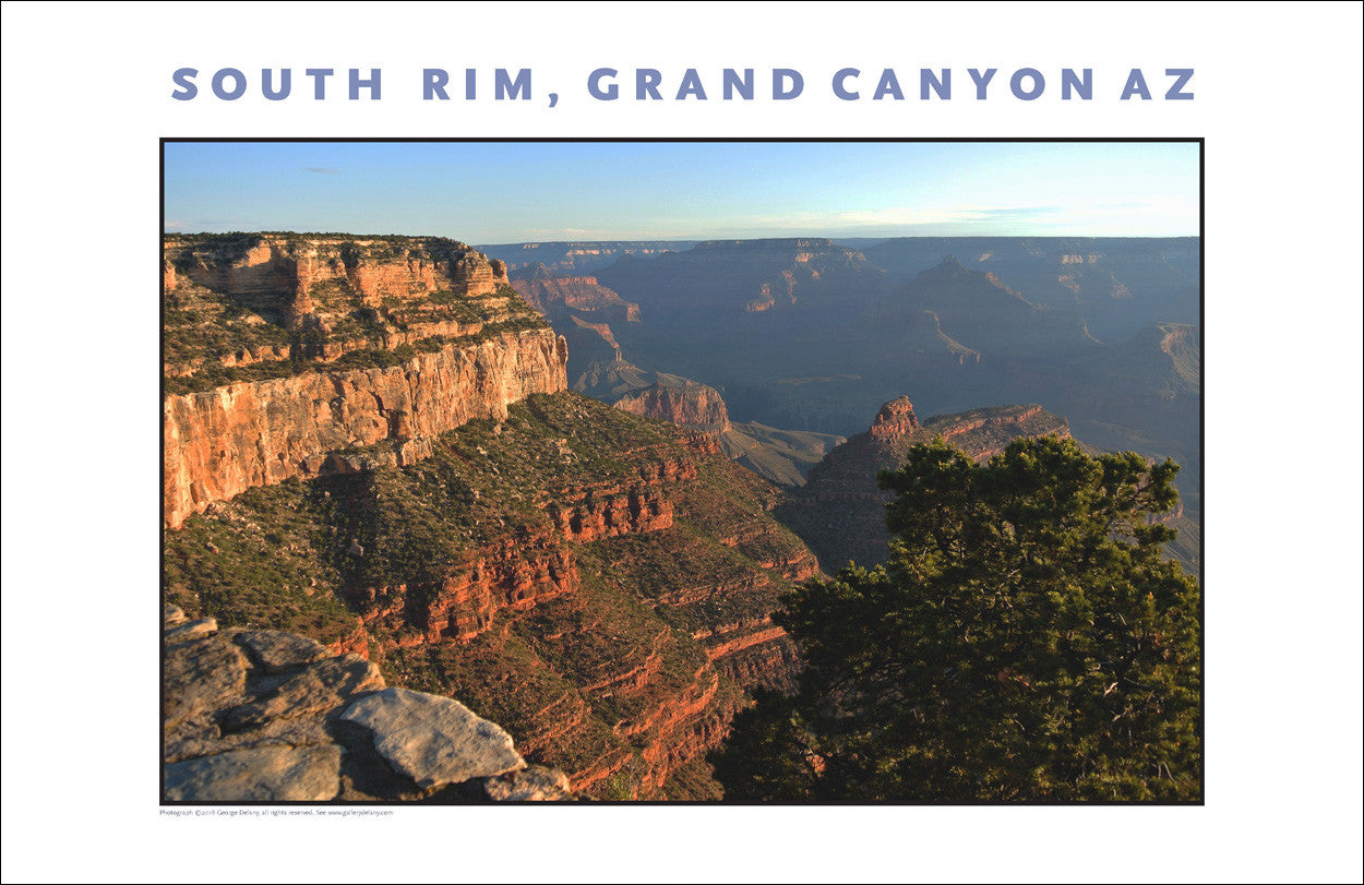 South Rim, Grand Canyon, Arizona Photo Wall Art #1096
