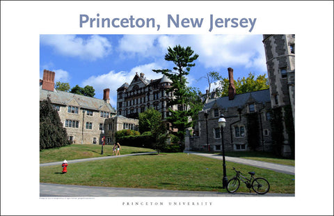 Princeton University 109 Digital Wall Art