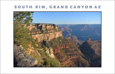 South Rim, Grand Canyon, Arizona Photo Wall Art #1101