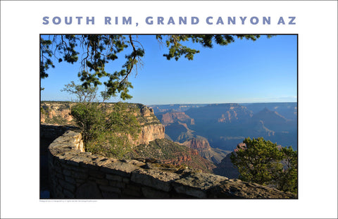 South Rim, Grand Canyon, Arizona Photo Wall Art #1102