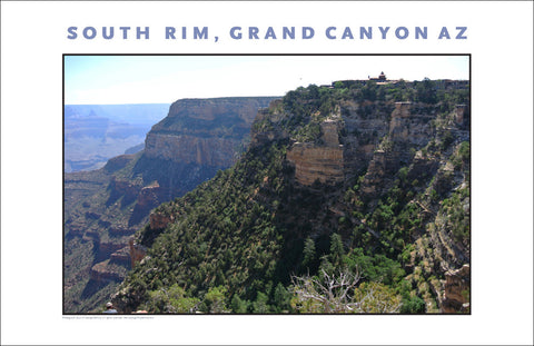 South Rim, Grand Canyon, AZ Photo Wall Art #1114