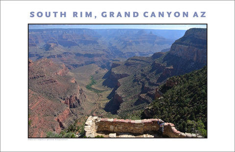 South Rim, Grand Canyon, AZ Photo Wall Art #1115