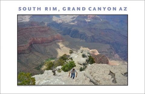 South Rim, Grand Canyon, AZ Photo Wall Art #1117