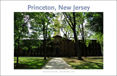 Princeton University 111 Digital Wall Art