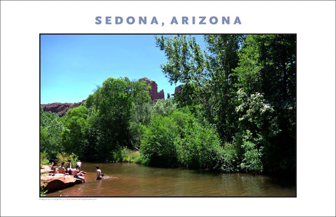 Sedona, AZ Photo Wall Art #1133