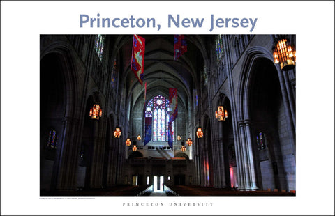 Princeton New Jersey 115 Digital Wall Art