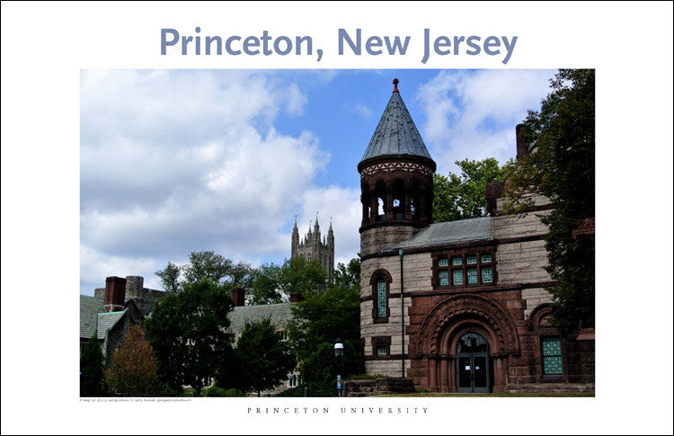 Princeton University 117 Digital Wall Art