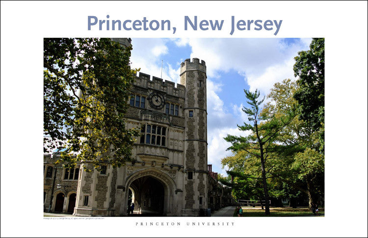 Princeton University 118 Digital Wall Art