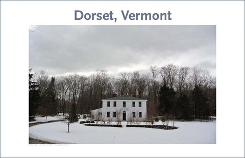 Dorset, Vermont, Photo Poster Collection #11