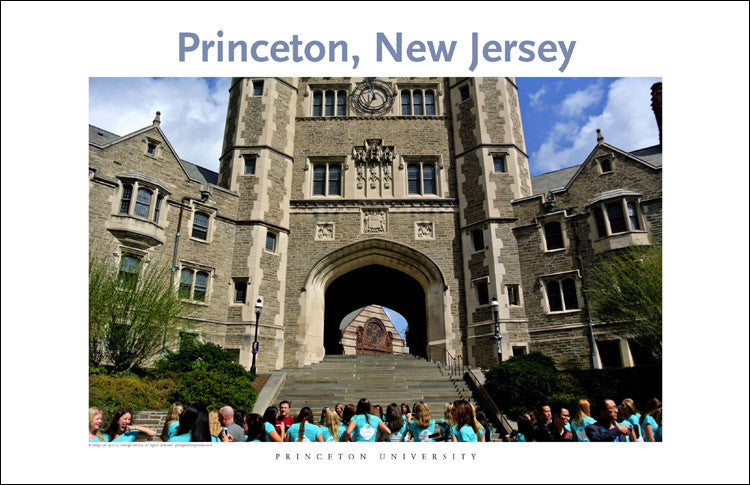 Princeton University 120 Digital Wall Art