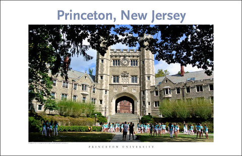 Princeton University 121 Digital Wall Art