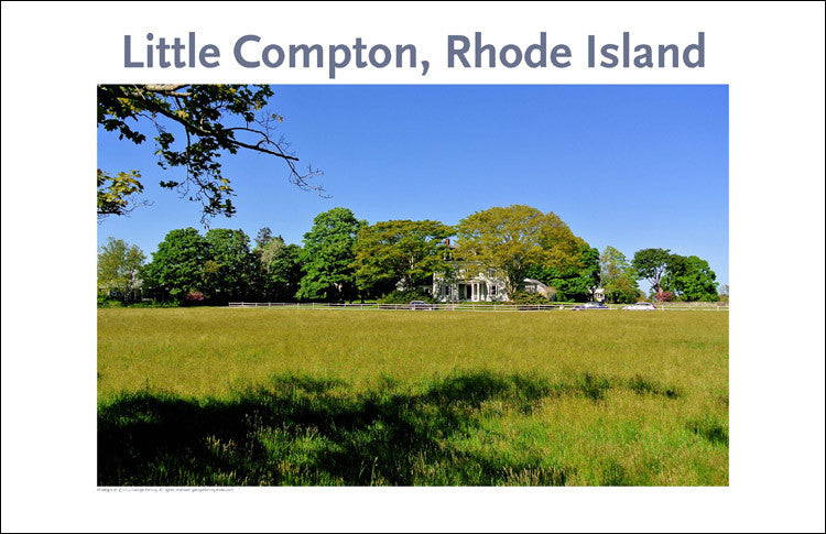 Little Compton, Rhode Island, Place Photo Poster Collection #132