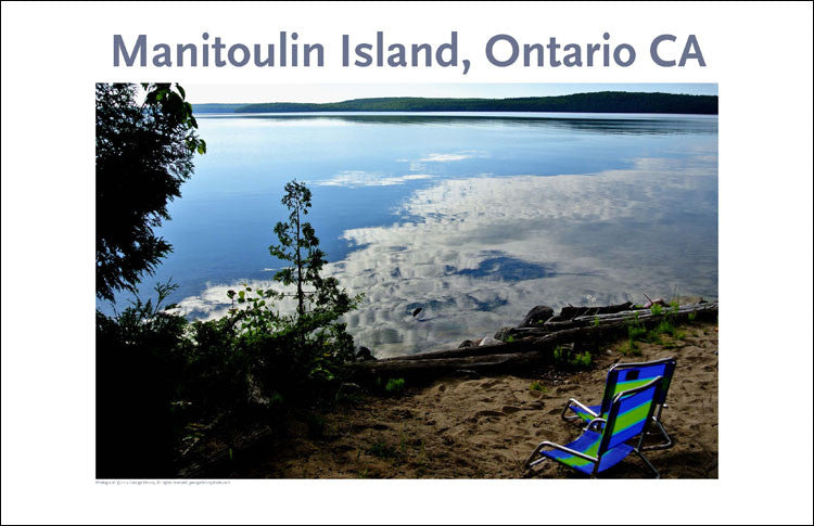 Chair, Manitoulin Island, Ontario 137