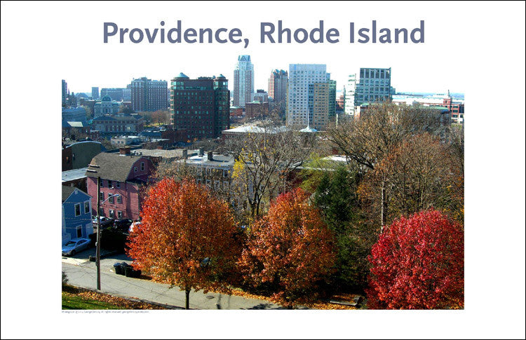 Providence, Rhode Island, Place Photo Poster Collection #148