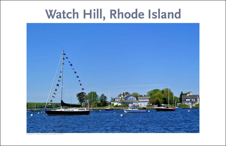 Watch Hill, Rhode Island, Place Photo Poster Collection #155