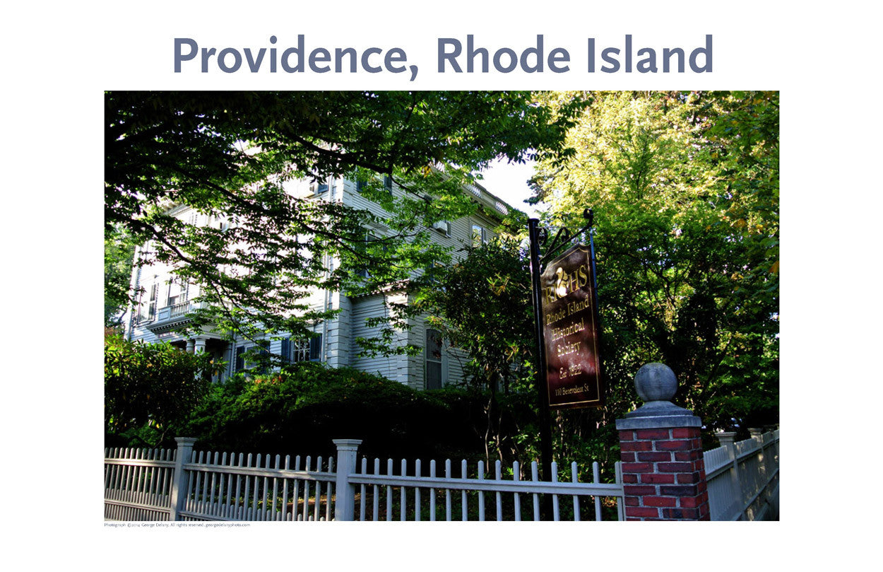 Providence, Rhode Island, Place Photo Poster Collection #156