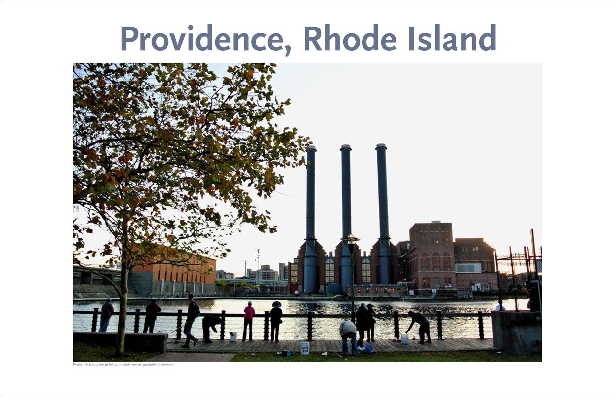 Providence, Rhode Island, Place Photo Poster Collection #157