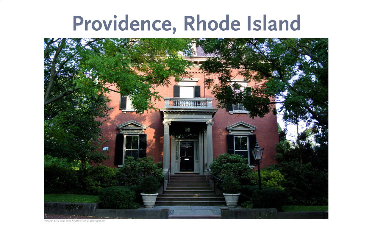 Providence, Rhode Island, Place Photo Poster Collection #158