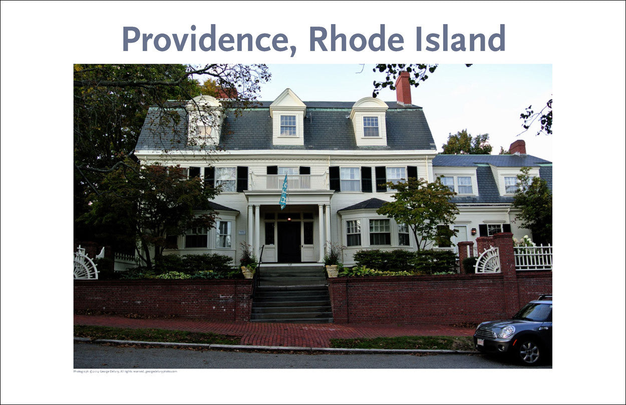 Providence, Rhode Island, Place Photo Poster Collection #163