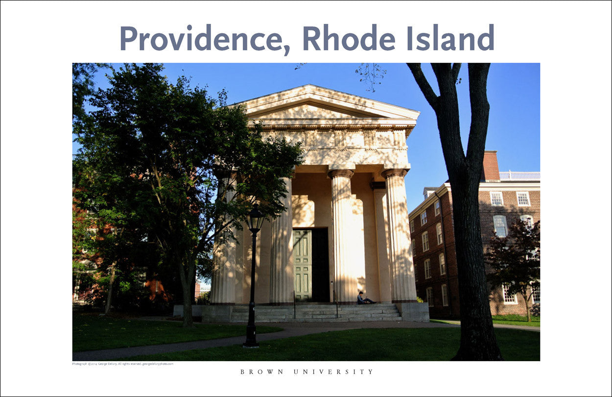 Providence, Rhode Island, Place Photo Poster Collection #174