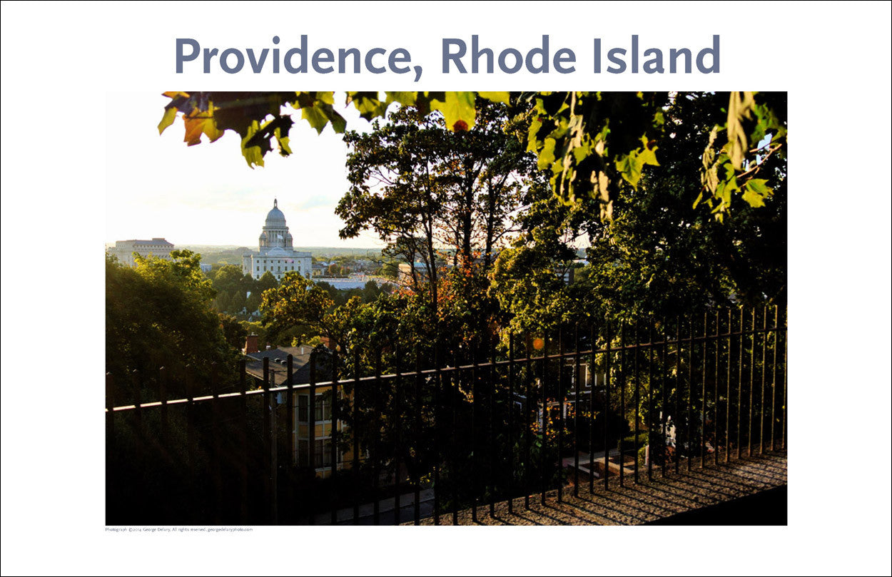 Providence, Rhode Island, Place Photo Poster Collection #182