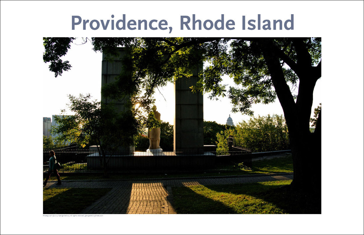 Providence, Rhode Island, Place Photo Poster Collection #185