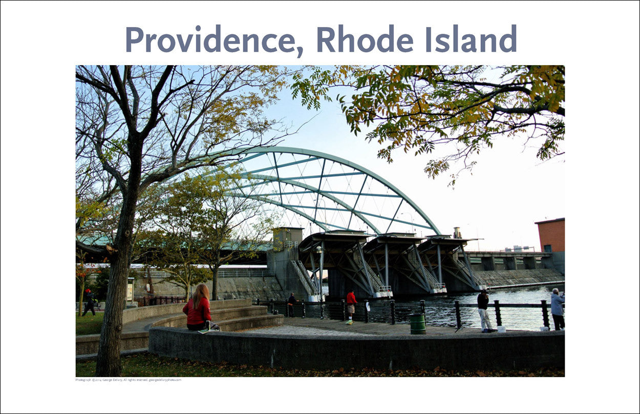 Providence, Rhode Island, Place Photo Poster Collection #189