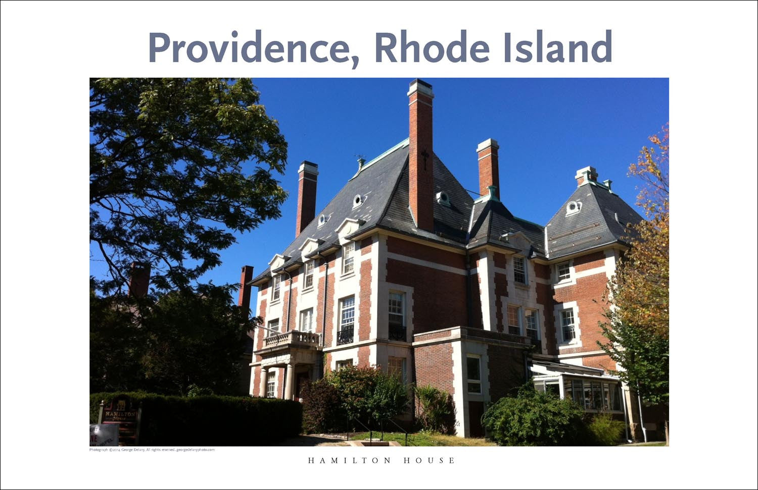 Providence, Rhode Island, Place Photo Poster Collection #196