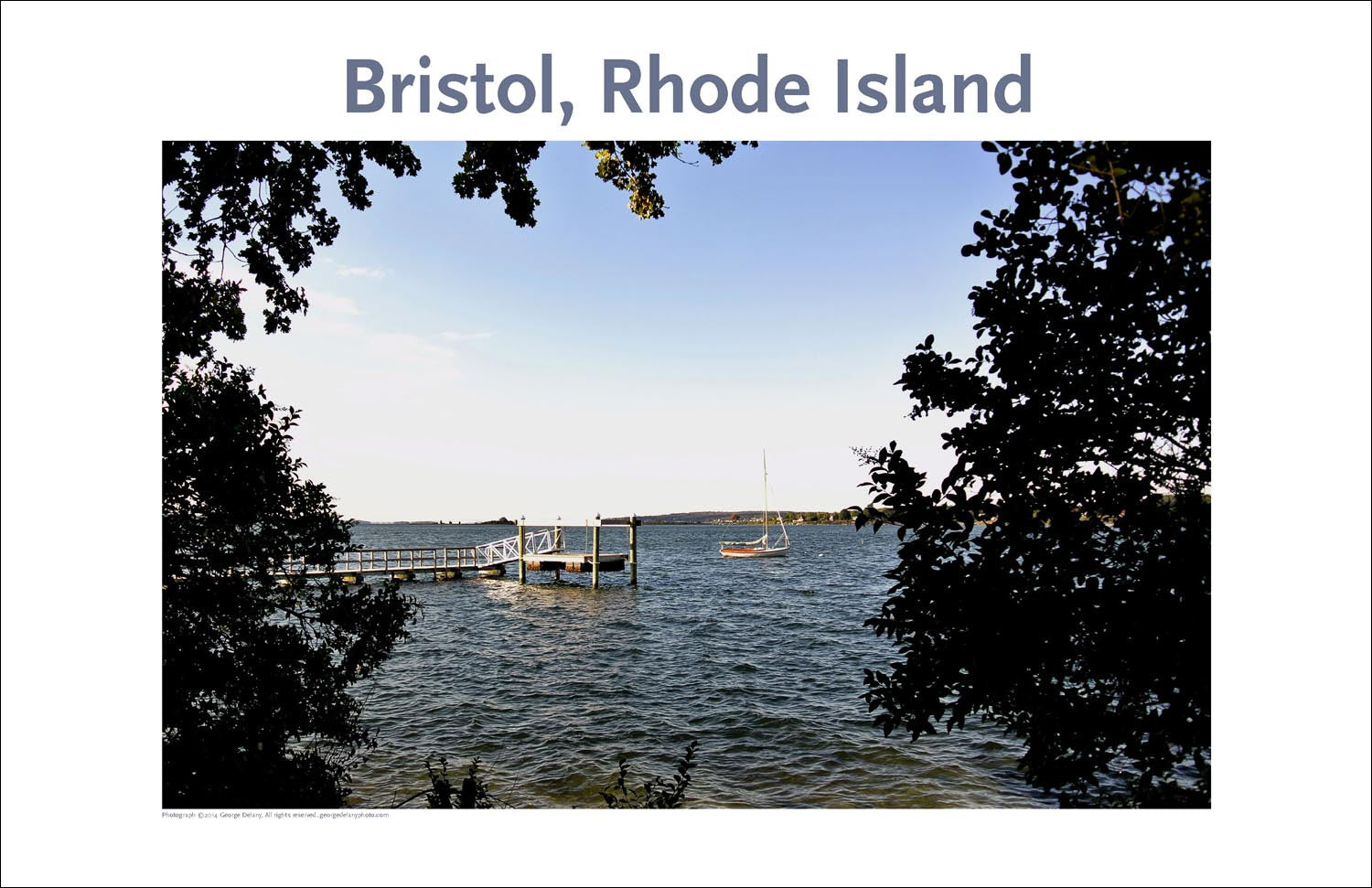 Bristol, Rhode Island, Place Photo Poster Collection #198