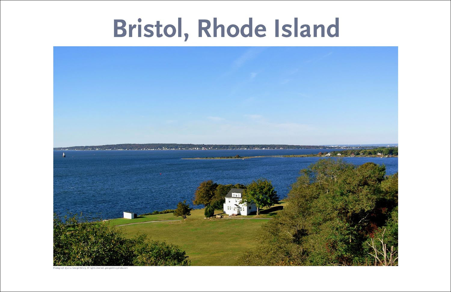 Bristol, Rhode Island, Photo Poster Collection #200