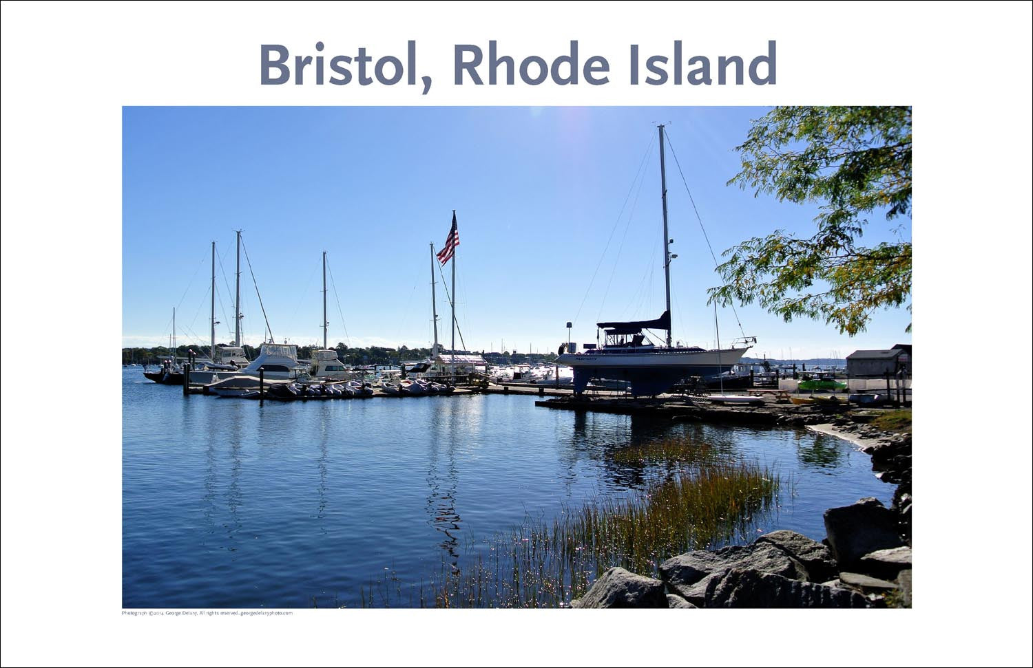 Bristol, Rhode Island, Place Photo Poster Collection #209