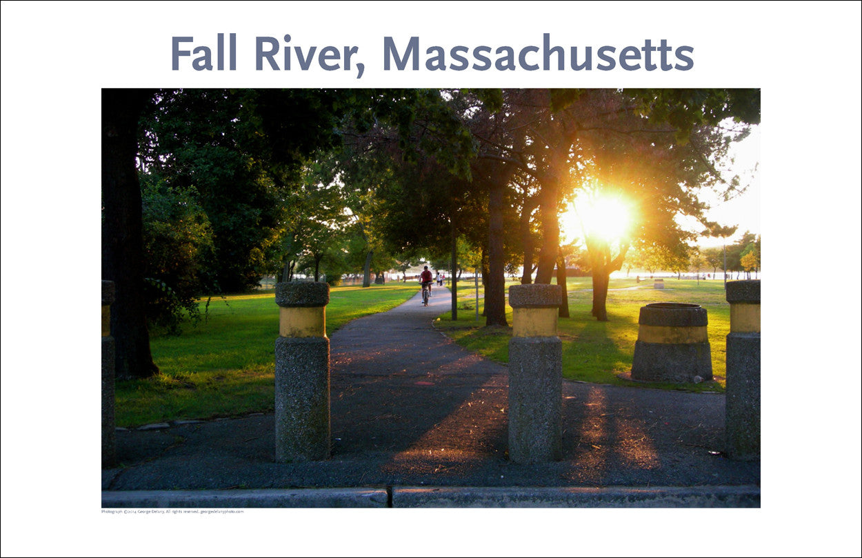 Wall Art, Fall River, MA, Heritage State Park, Digital Photo #221