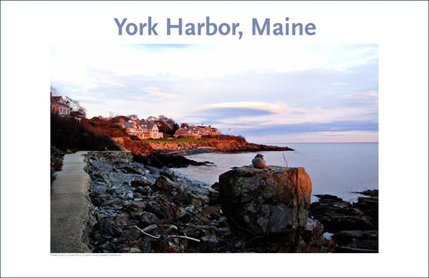 York Harbor, Maine, Place Photo Poster Collection #27
