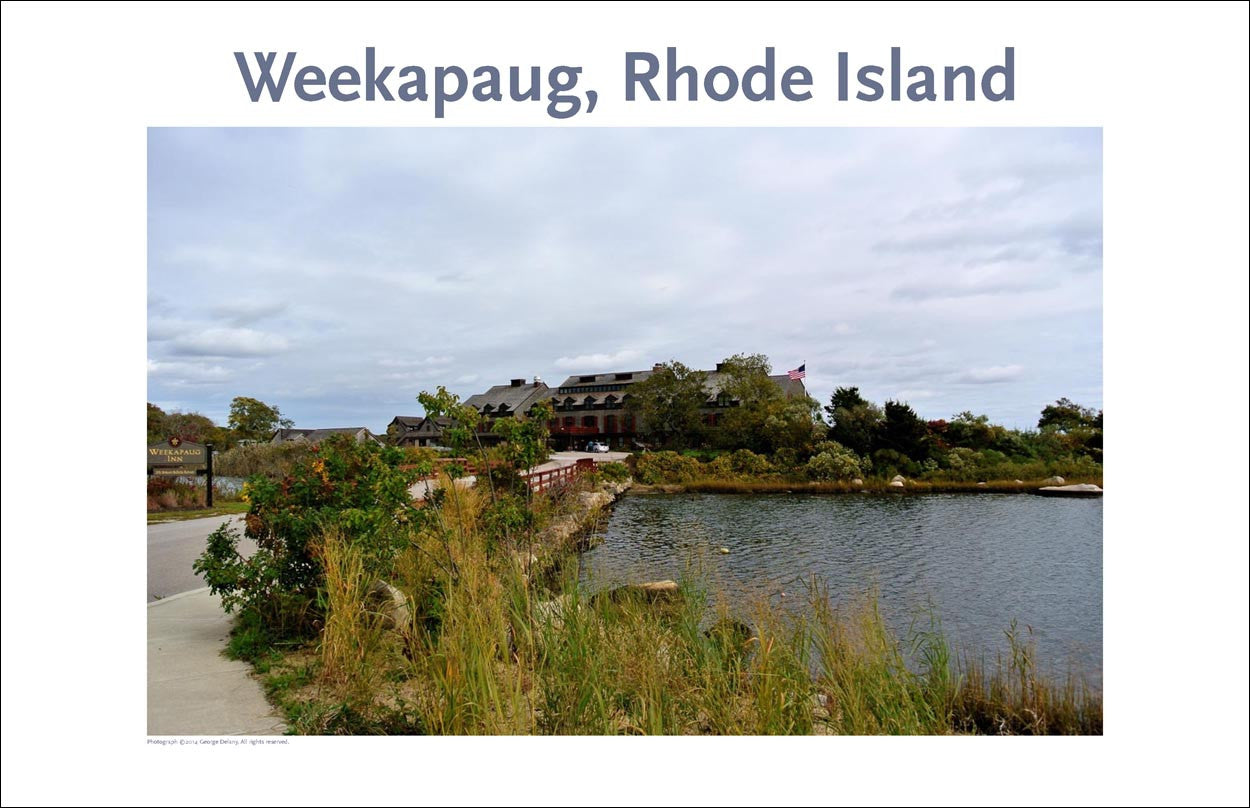 Weekapaug, Rhode Island, Place Photo Poster Collection #283