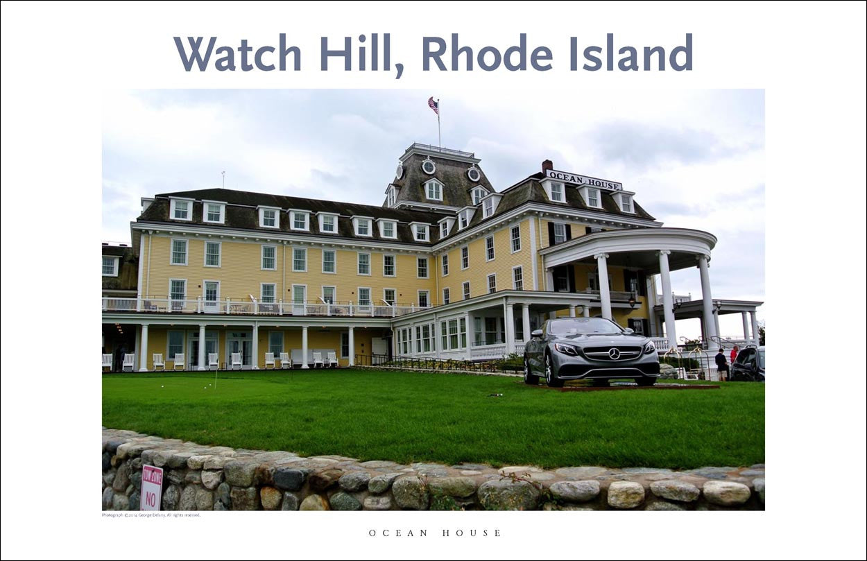 Watch Hill, Rhode Island, Place Photo Poster Collection #286