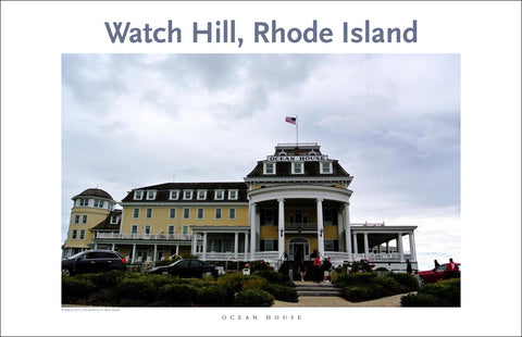 Watch Hill, Rhode Island, Place Photo Poster Collection #287