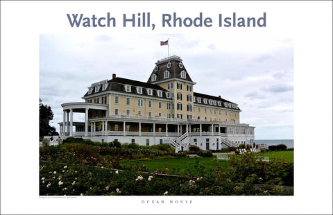 Watch Hill, Rhode Island, Place Photo Poster Collection #288