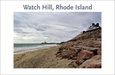 Watch Hill, Rhode Island, Place Photo Poster Collection #289