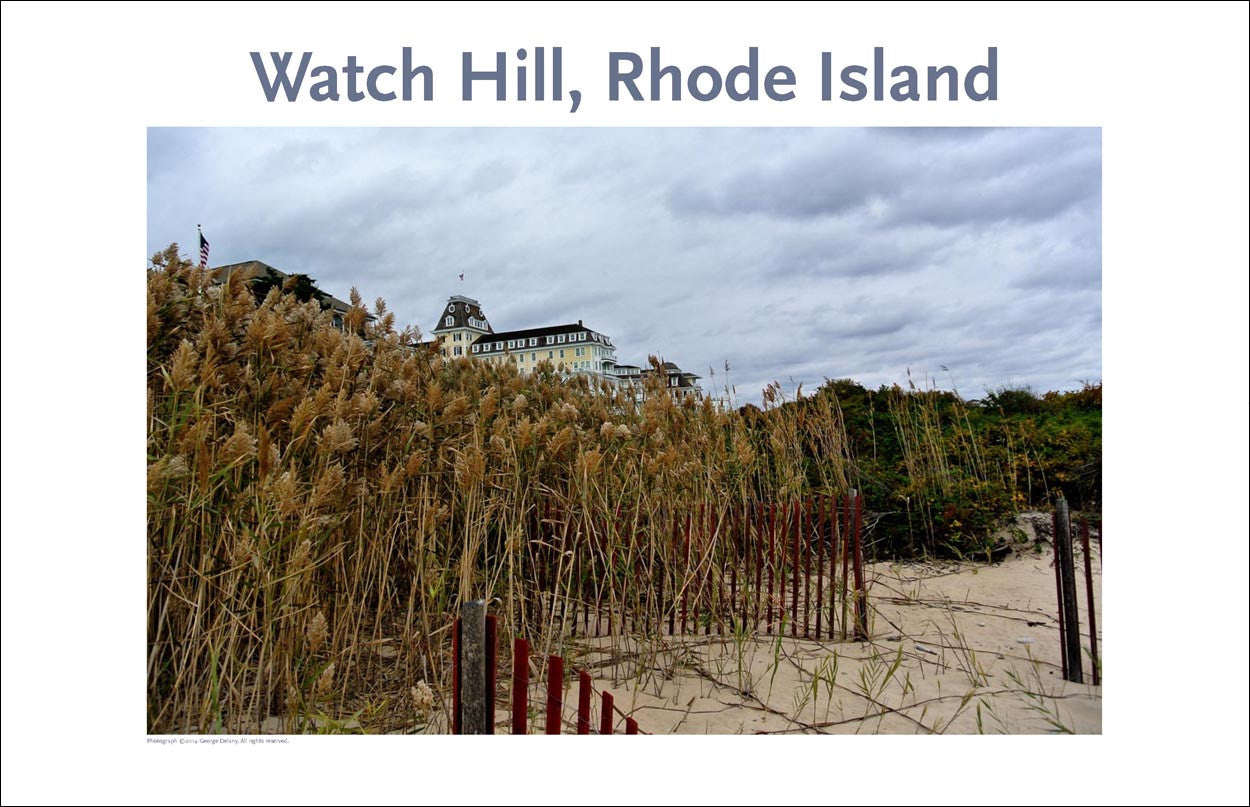 Watch Hill, Rhode Island, Place Photo Poster Collection #290