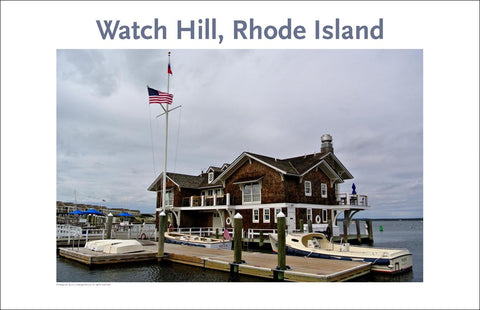 Watch Hill, Rhode Island, Place Photo Poster Collection #291