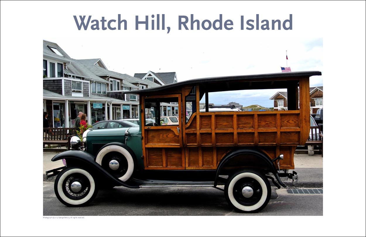 Watch Hill, Rhode Island, Place Photo Poster Collection #292