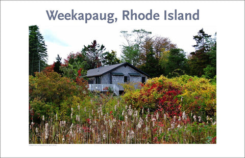 Weekapaug, Rhode Island, Place Photo Poster Collection #294