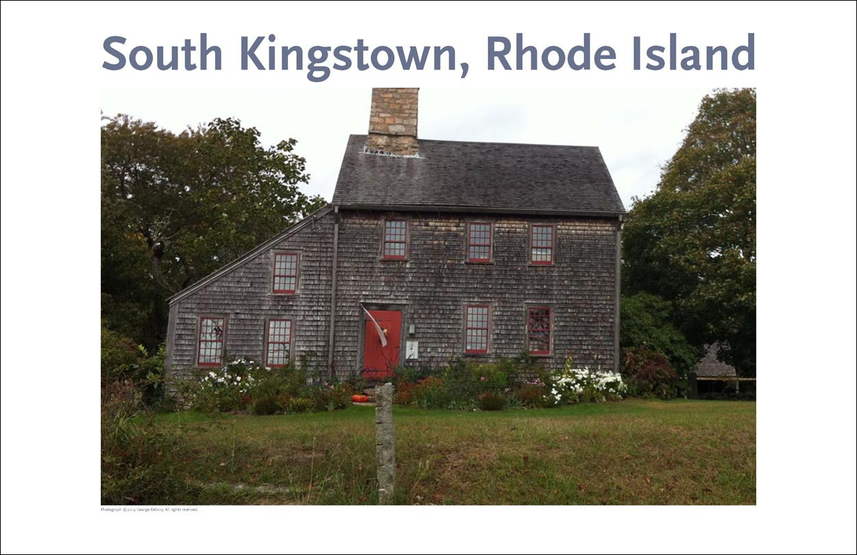South Kingstown, Rhode Island, Place Photo Poster Collection #295